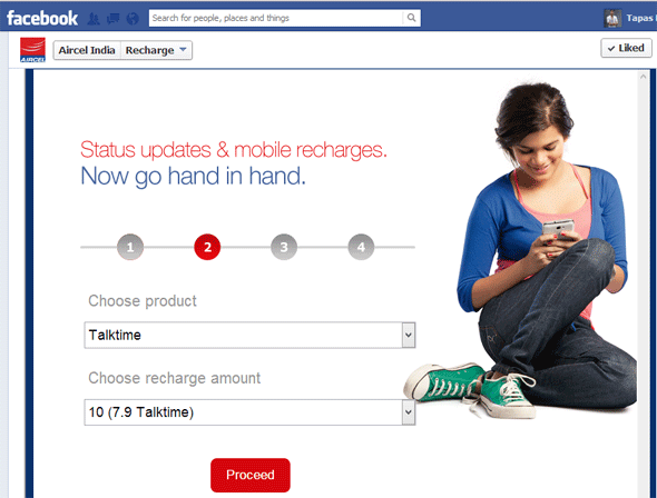 Aircel-recharge