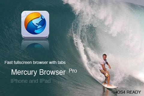 Mercury Browser Pro